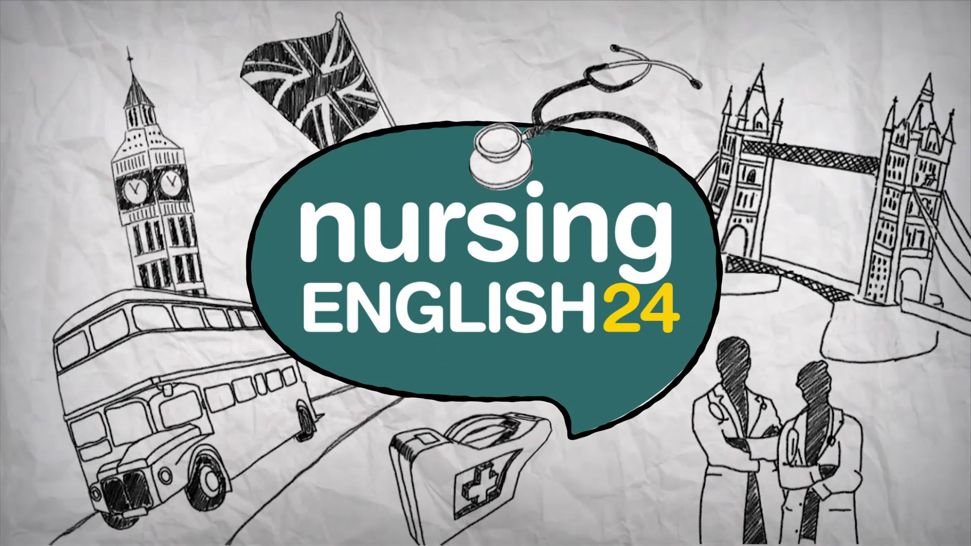Animacja intro – Nursing English