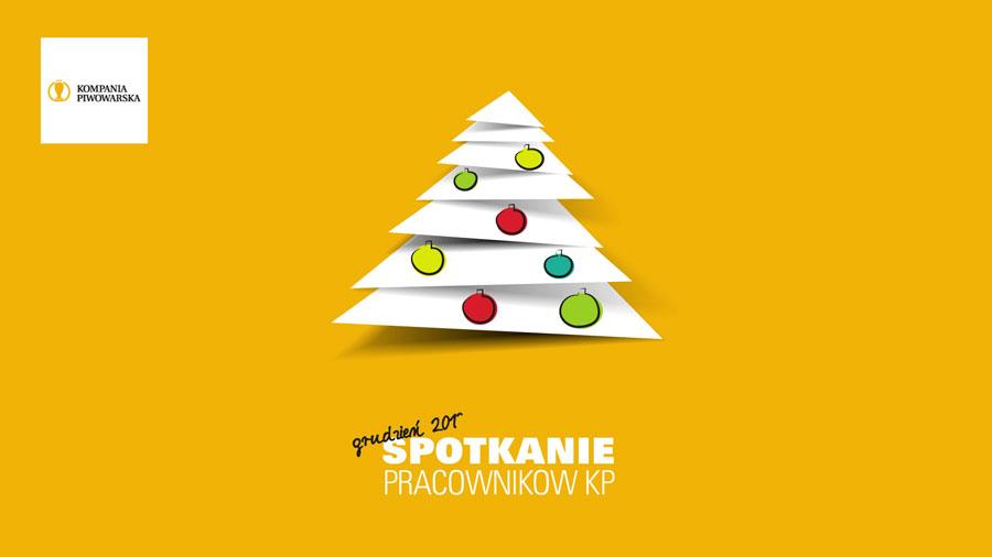 Animacja Świąteczna – Kompania Piwowarska