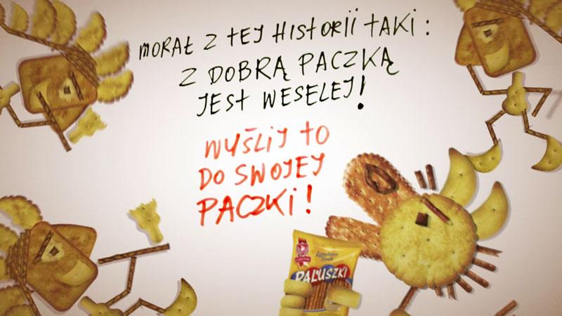 Spot Reklamowy – Lajkonik Apacze