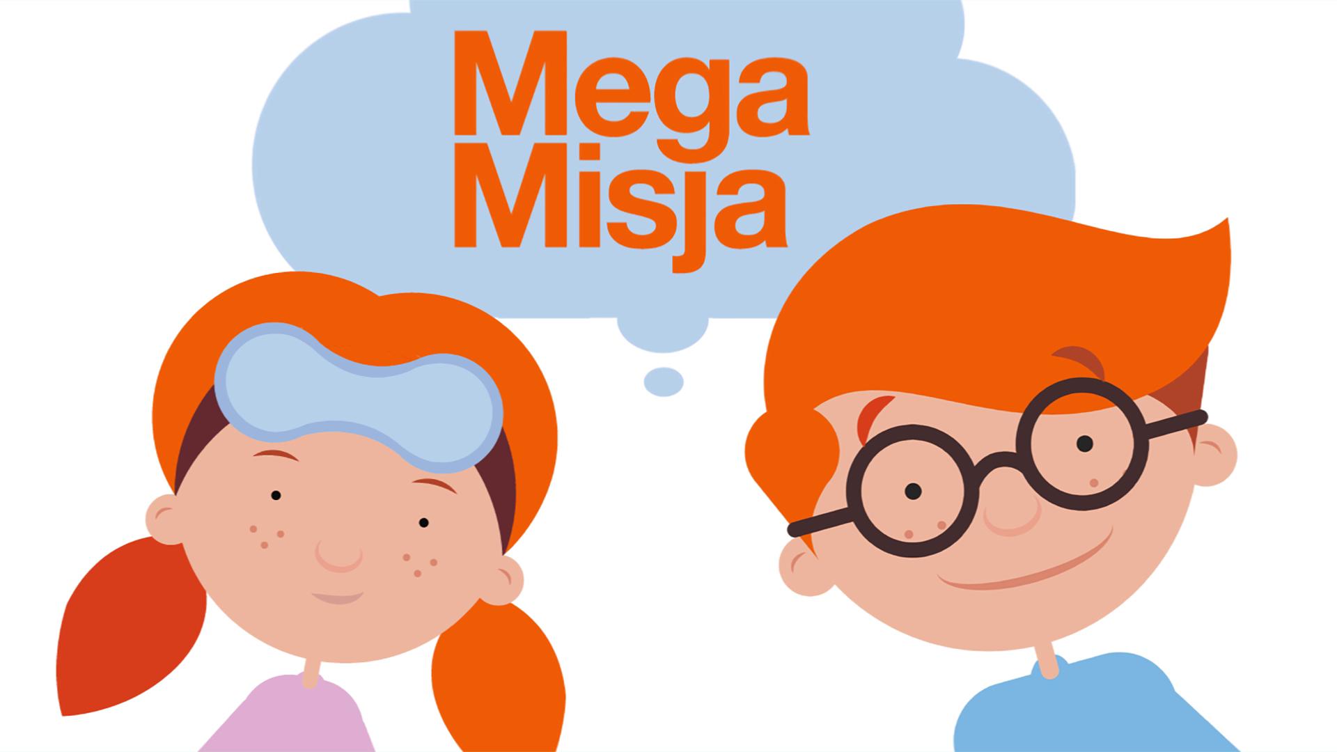 Mega Misja – animacje 2D